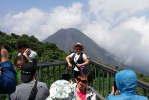La famosa ruta de los volcanes de El Salvador en 10 días