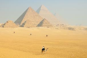 11 días en Israel, Jordania y Egipto