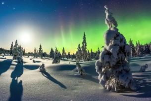 6 días disfrutando del invierno en Laponia