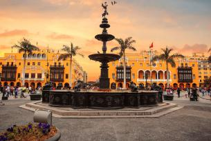 Joyas del Perú clásico en 8 días