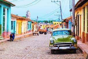 Cuba: cayos paradisiacos