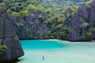 Filipinas en grupo salida Semana Santa