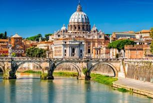 Europa a su alcance (Madrid-Roma)
