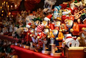 Mercadillos navideños de Baviera en grupo (Múnich, Núremberg y Salzburgo)