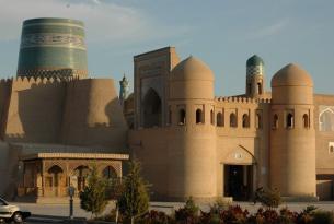 Uzbekistán: el antiguo Tamerlán (Salida especial Semana Santa)