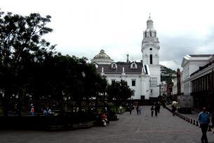 Ecuador y sus islas Galápagos en grupo