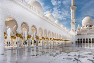Descubriendo los Emiratos Árabes en 7 días