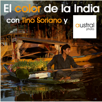 El Color de India con Tino Soriano