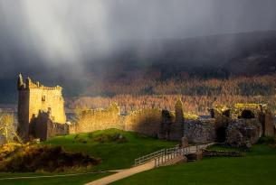 Tour Express por Escocia: Inverness y el lago Ness