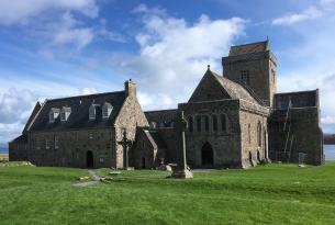 Camino de peregrinación ancestral a Iona (Isla Santa de Escocia)