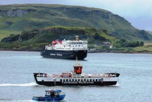 Tour a la costa Oeste de Escocia: Oban