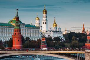 Las capitales imperiales de Rusia
