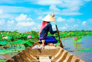 Camboya y Vietnam: joyas de Indochina