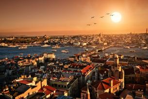Estambul y la magia de Capadocia