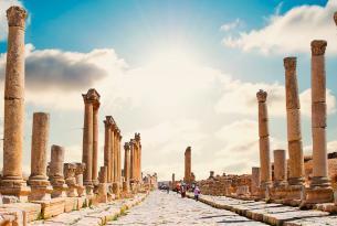 Jordania: el esplendor de los nabateos