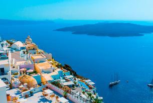 Grecia con Atenas, Miconos y Santorini