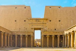 Egipto: las grandes pirámides y crucero por el Nilo