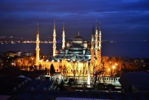 Contrastes de Turquía : Estambul y Capadocia