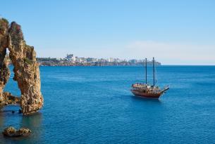 Estambul y playas de Antalya