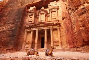 Jordania fascinadora: Wadi Rum y Mar Muerto