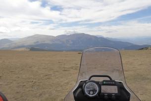 Viaje en moto Pirineos catalanes I 3 días 2 de ellos en moto propia