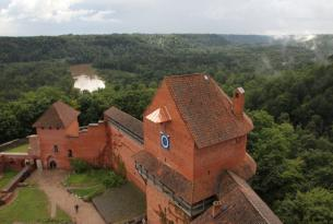 Viaje en moto Países Bálticos: Lituania, Letonia y Estonia 11 días 9 en moto
