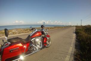 """Viaje en moto México con Harley-Davidson® SelfDrive Rivera Maya """"a tu aire"""" Solo alquiler (alquiler minimo 2 dias)"""