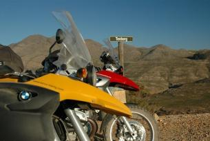 Viaje en moto BMW Sudáfrica + Namibia, costa oeste