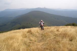 """Viaje Enduro Bulgaria montañas de """"Stara Planina"""" KTM EXC450"""