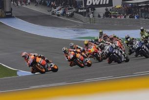 Viaje en MotoGP, Gran Premio de Andalucía 2014, circuito de Jerez.