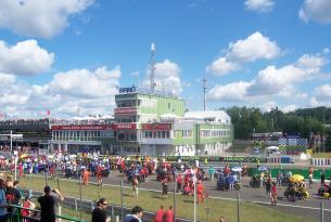 Viaje en MotoGP, Gran Premio de la República Checa 2014