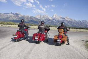 Viaje en moto Ruta 66 corta, Costa Oeste con guia ingles o castellano