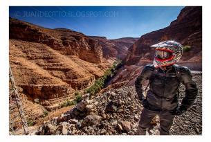 Viaje en moto TRAIL Marruecos en moto propia