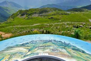 Viaje en moto (Lo mejor de los Alpes) con moto propia o alquiler