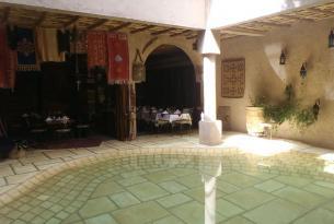 Viaje en moto Marruecos Atlas, en KTM 1190 cc