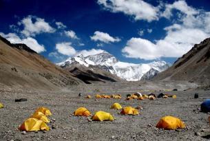 Viaje en moto enduro Nepal