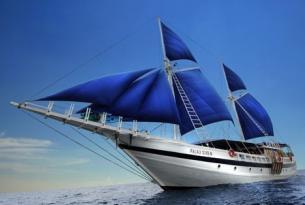 Viaje buceo safari Palau a bordo del lujoso velero Siren