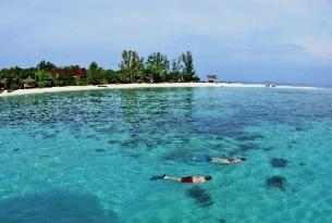 Viaje buceo Malasia isla de Lankayan