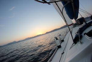 Viaje buceo velero en las Baleares