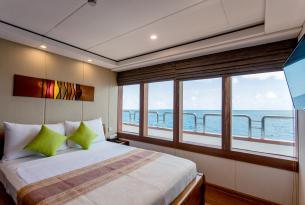 Viaje buceo safari Maldivas a bordo del Carpe Novo