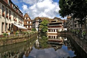 Selva Negra y Alsacia en el puente de noviembre (Singles)