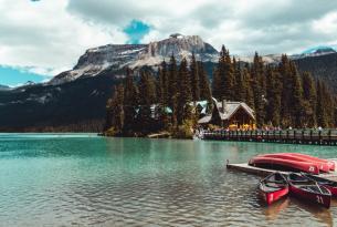Canadá Oeste Grandes Parques Nacionales: de Vancouver a Calgary en 10 días