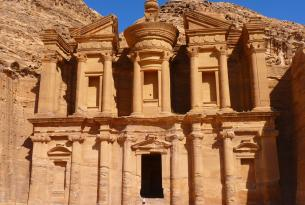 Jordania y Mar Muerto
