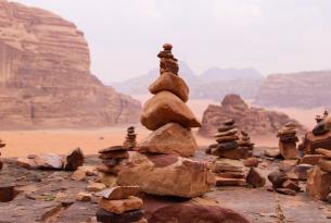 Jordania y mar Muerto: Amman, Petra y más
