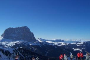 Ski en Val di Fassa - Dolomitas (Italia)
