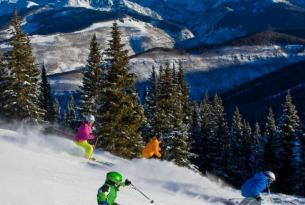 Ski en Vail (Estados Unidos)