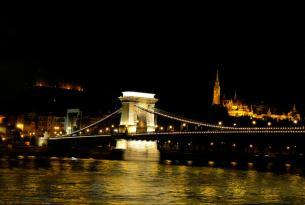 Fin de año en Budapest y Viena