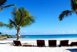 Punta Cana: invierno en Playa Bávaro