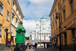 Recorre a tu aire en barco St. Petersburgo, Helsinki y Tallin