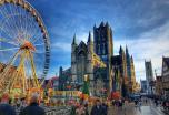 Países Bajos y Bélgica: Ámsterdam, Flandes, Bruselas, Gante y mucho más